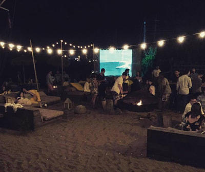 A night at the surf lodge in Montauk
